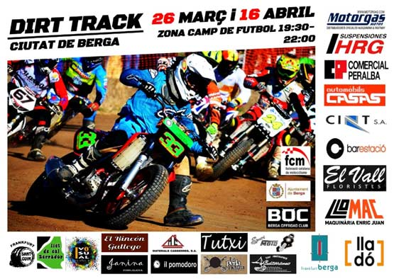 Motocross dirt track berga 2016 barcelona alojamiento - Ciudad de berga ...