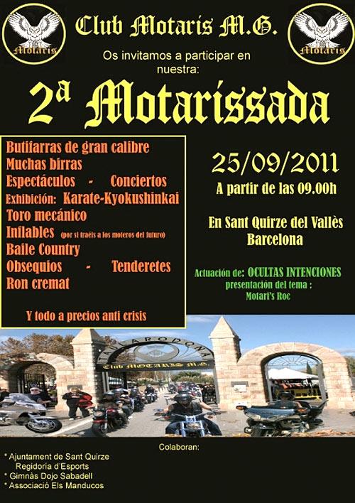 2 motorissada sant quirze del valles barcelona 2011 - El tiempo en sant quirze ...