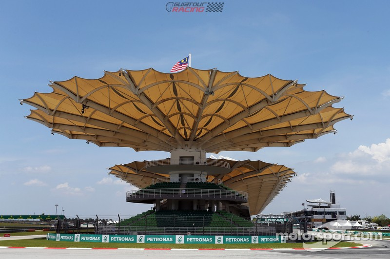 Motor Racing - Formula One World Championship - Malaysian Grand Prix - Preparations - Sepang, Malaysia